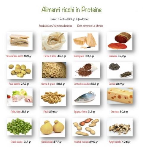 proteine definire