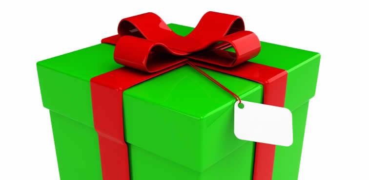Componi il regalo di natale personalizzato il blog di for Immagini di pacchetti regalo